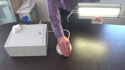 Система автоматики для освещения